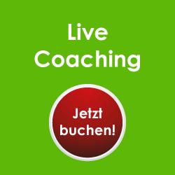 Live Coaching jetzt buchen!